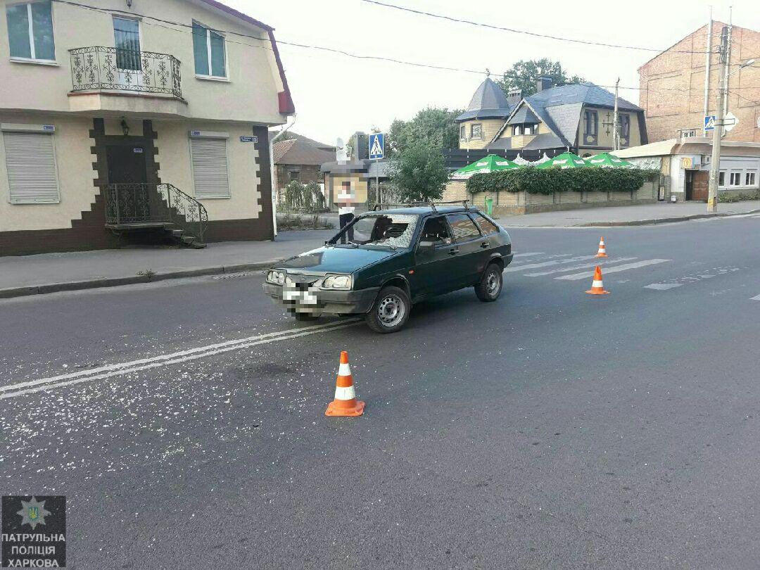 ДТП на Плехановской: Пострадавшего доставили в больницу (ФОТО)