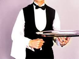 Официант известного харьковского ресторана попал в черный список