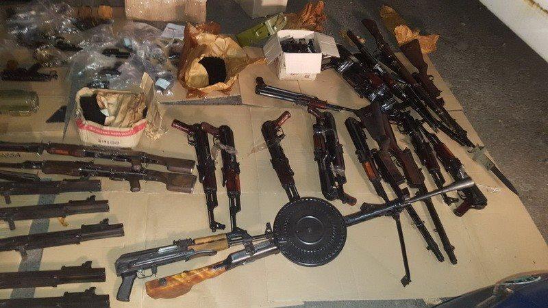 На Харьковщине обнаружили опасный склад (фото, видео)