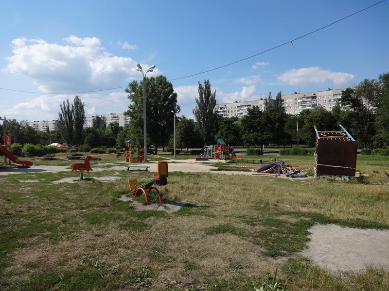 Неоднозначное событие произошло на Салтовке