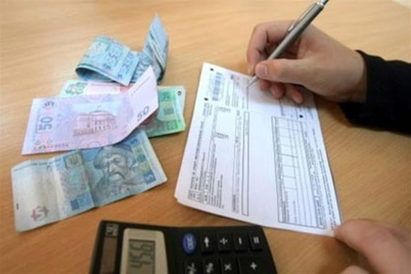В Харьковской области люди наращивают долги