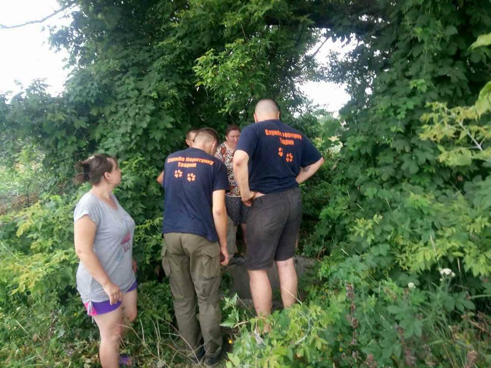 Житель Харьковщины заставил спасателей мчаться десятки километров (фото)