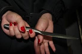 Скандальный муж вынудил женщину на Харьковщине перейти грань