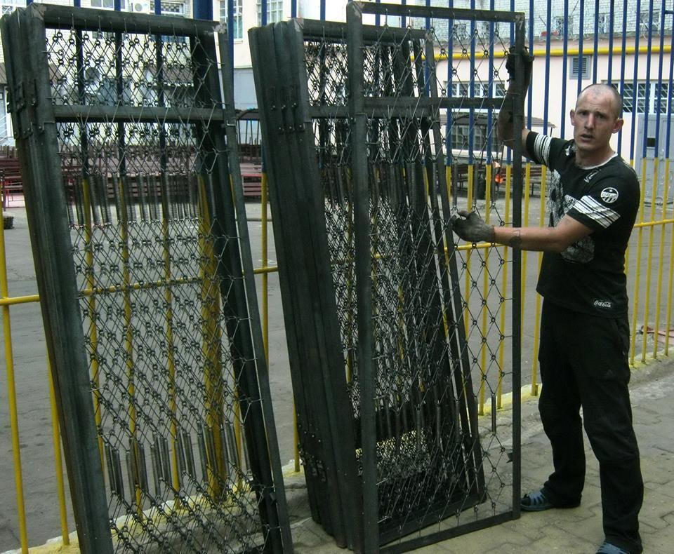 В Харькове осужденных привлекли сотрудничать с армией
