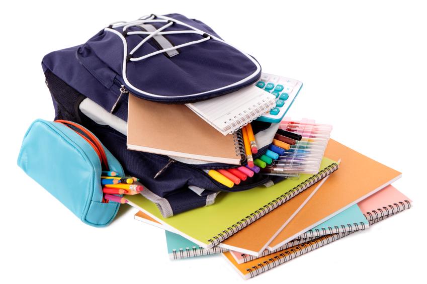 Стало известно, сколько должен весить школьный рюкзак