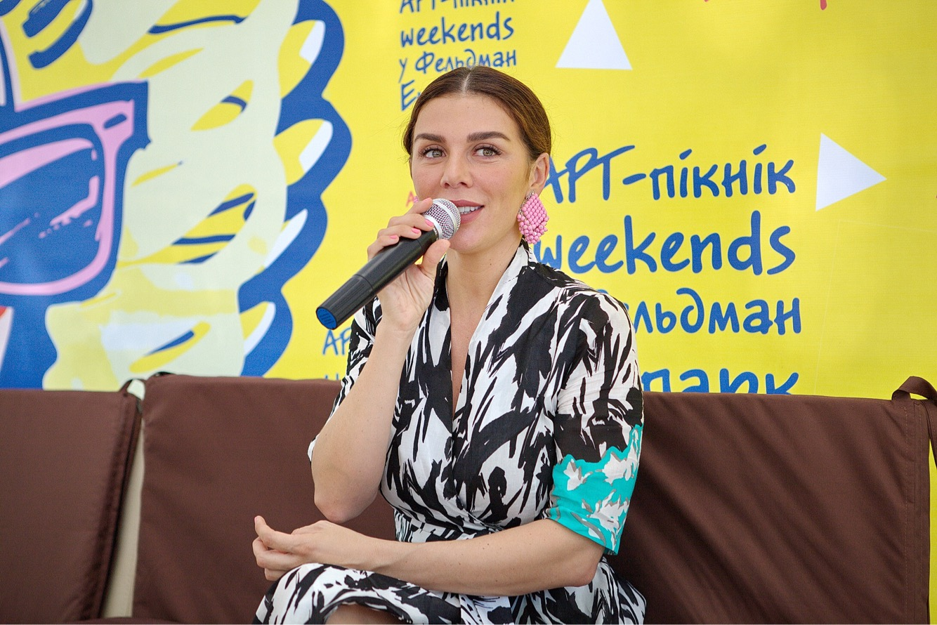 Анна Седокова рассказала, кого не хватает в Фельдман Экопарке