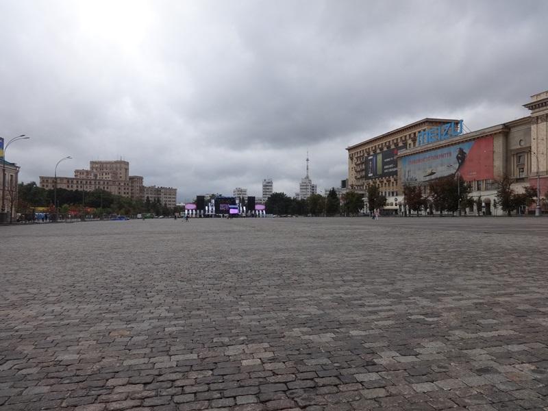 Где харьковчане провели праздник (фото, видео)