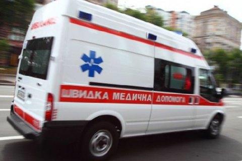 Окровавленного человека нашли в Харькове (фото)
