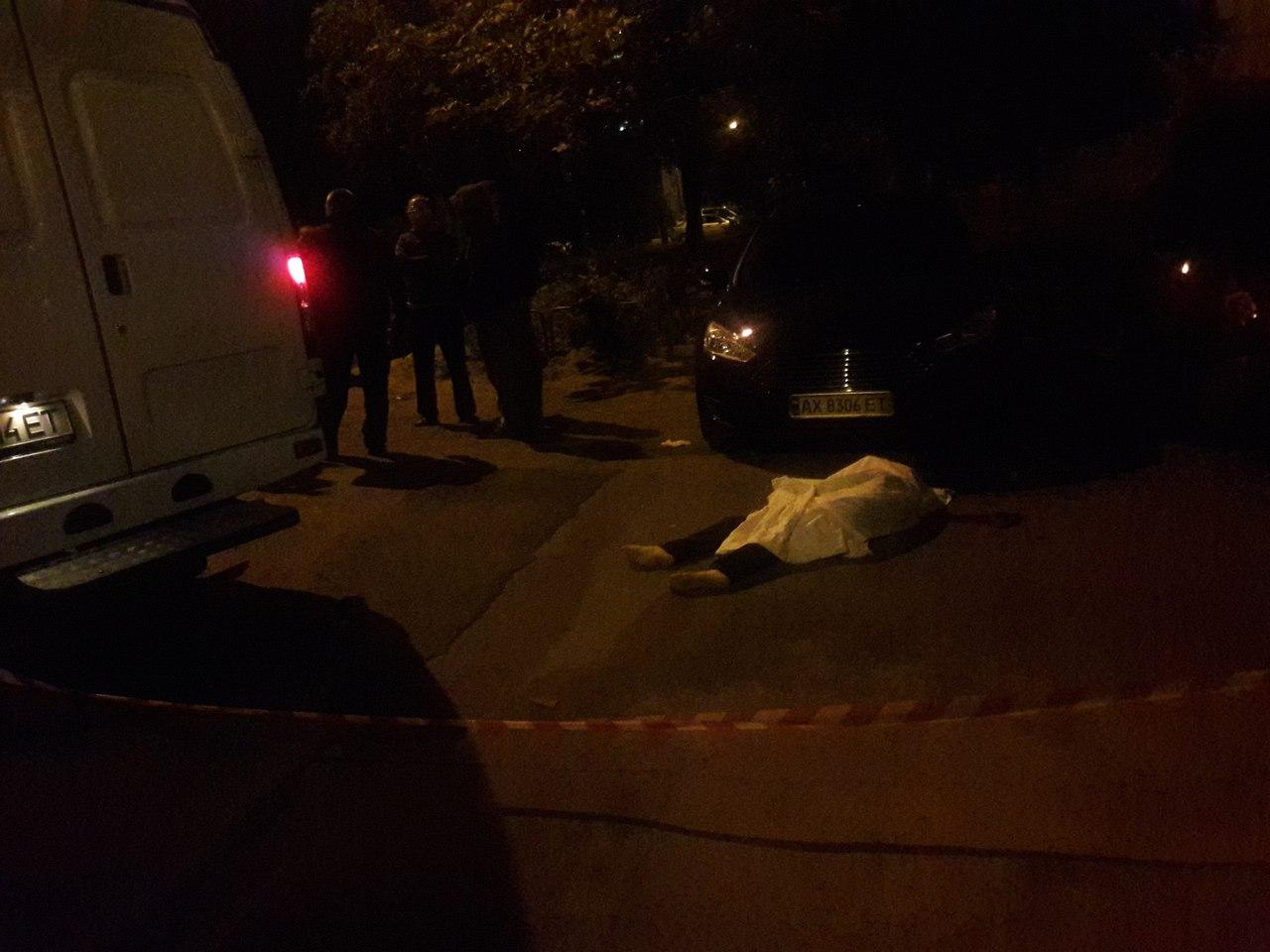 Трагедия в Харькове. Девушка покончила с собой (Дополнено)
