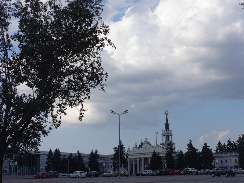 Переполох из-за Порошенко устроили в Харькове (видео)