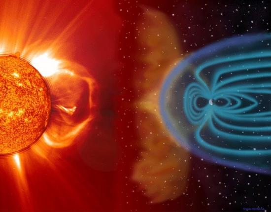 Магнитная буря накрыла Землю: берегите головы