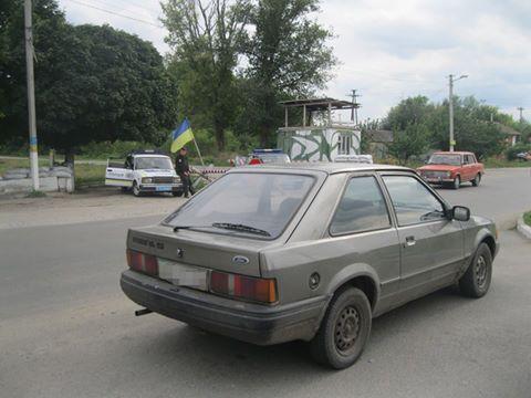 По Харькову разгуливают вооруженные люди (фото)