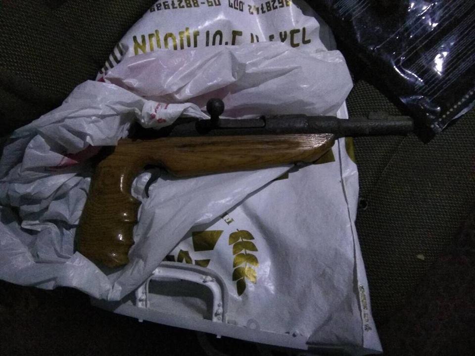 Пользуясь паникой, житель Харьковщины притянул в дом опасное вещество