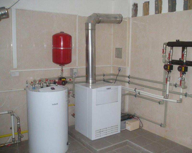 Отопление частного дома: какой котел выбрать