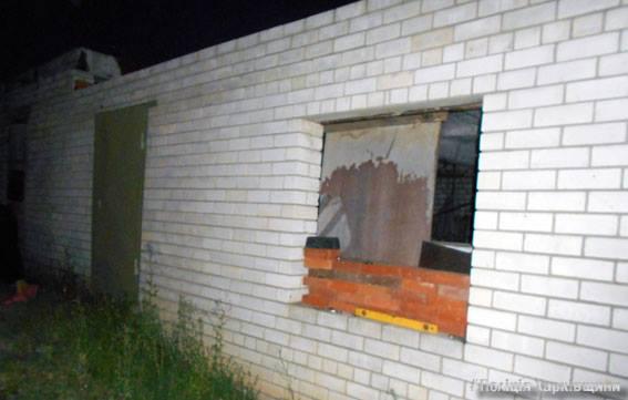 Жительница Харьковщины сдала в полицию собственного сына (фото)