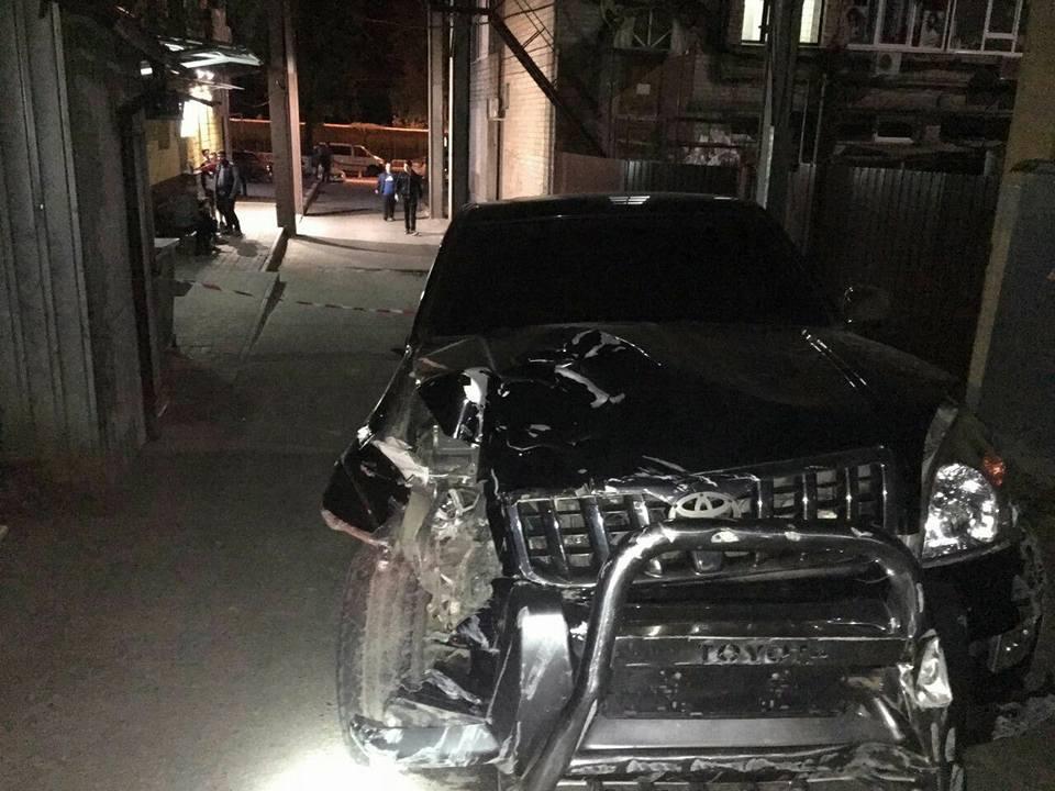 В полиции рассказали, кого сбил элитный внедорожник на проспекте Науки в Харькове (фото)