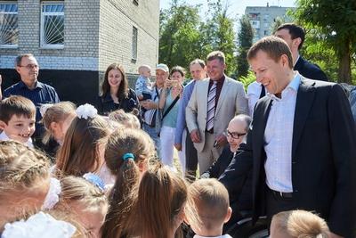 Хомутынник и Кернес открыли ряд социальных объектов в Харькове