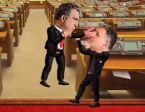На реальных событиях. Украинские политики стали героями игры (фото)