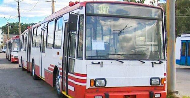 Новый транспорт появился в Харькове