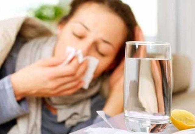 Обычная вода спасет харьковчан от гриппа