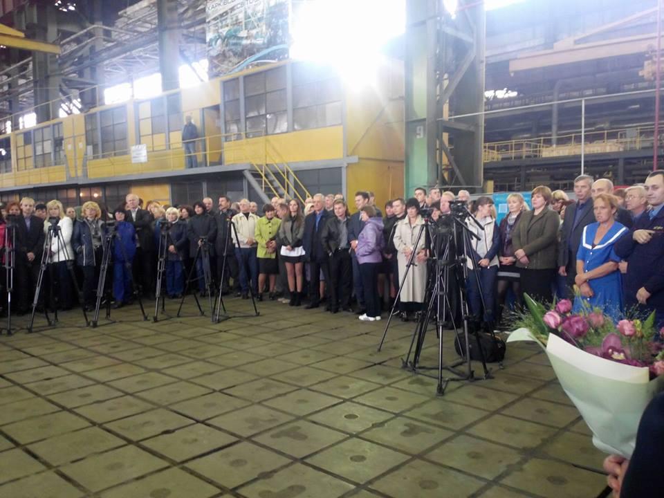 Зачем Гройсман приезжал в Харьков