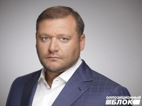 Михаил Добкин заявил, что станет беспартийным