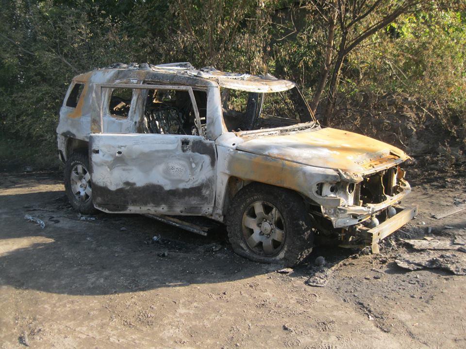 Происшествие на Харьковщине. Автомобиль превратился в груду металлолома (фото)