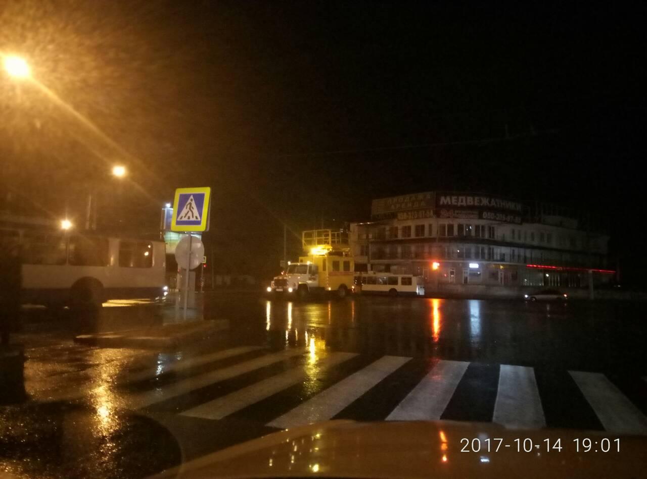 Жители Салтовки пережили серьезные неприятности (фото)