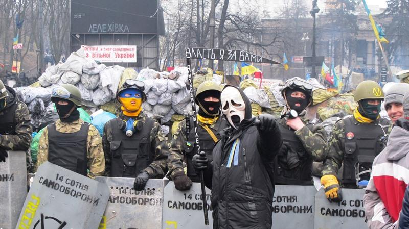 Призрак третьего майдана. В столице проходит акция протеста