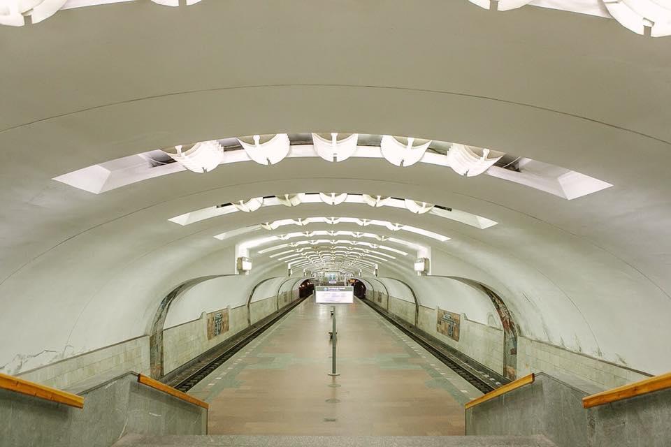 Пассажиры харьковского метро столкнутся с неприятностями