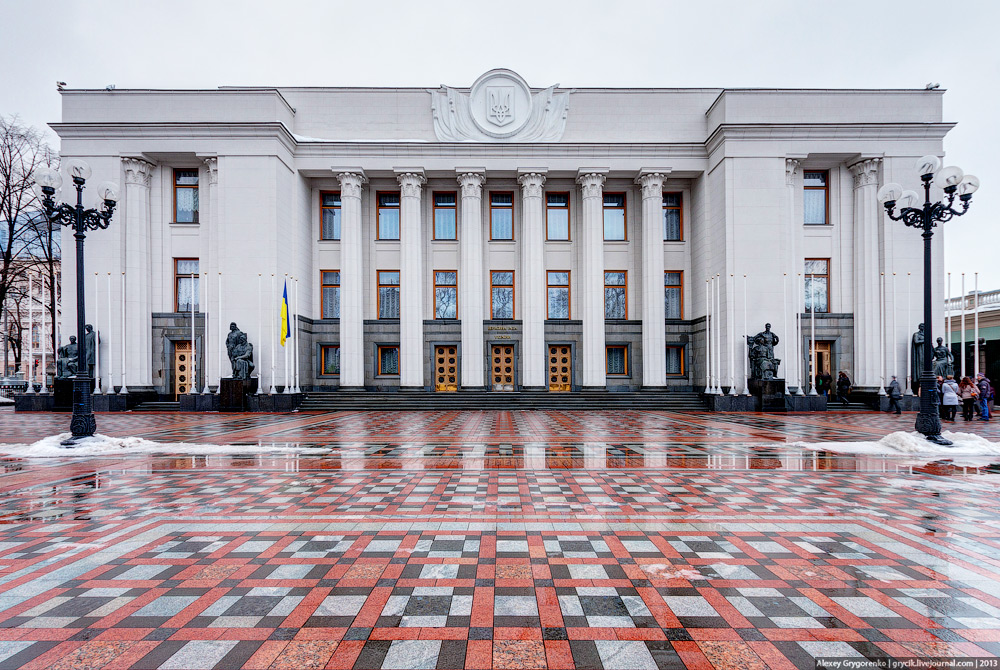 Антирекорд установили украинские депутаты