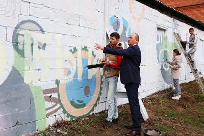 Новый мурал появится в Харькове (фото)