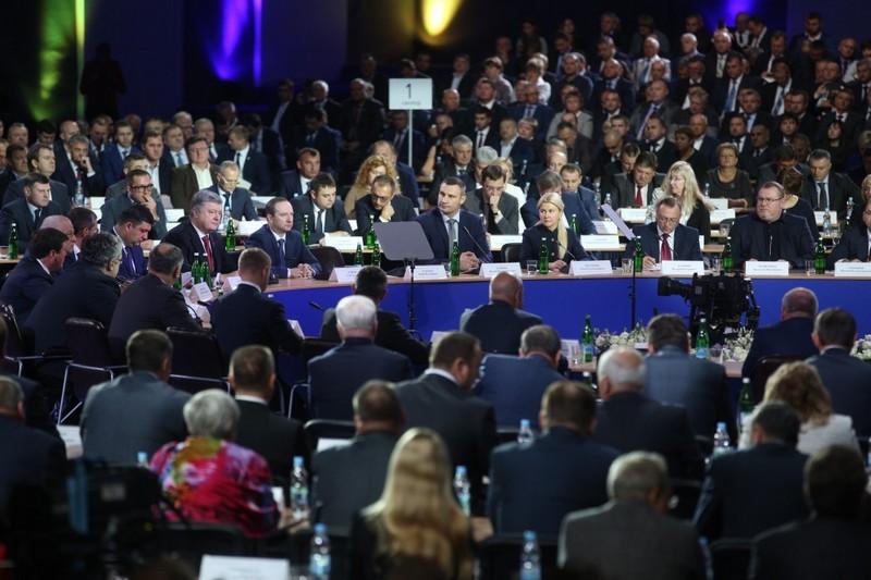 Как заседание Совета регионального развития превратилось в бенефис Порошенко
