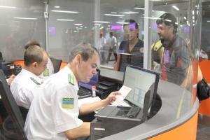 Инцидент в аэропорту. В Харьков не пустили иностранного гостя