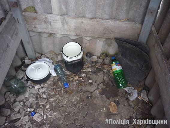 Людей с оружием задержали в Харькове (фото)