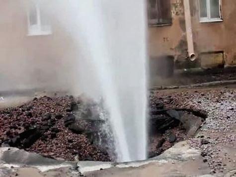 Коммунальный коллапс в Харькове (фото, видео)
