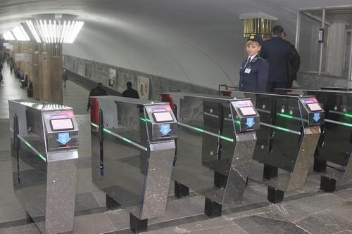 Новейшие технологии хотят внедрить в харьковском метрополитене