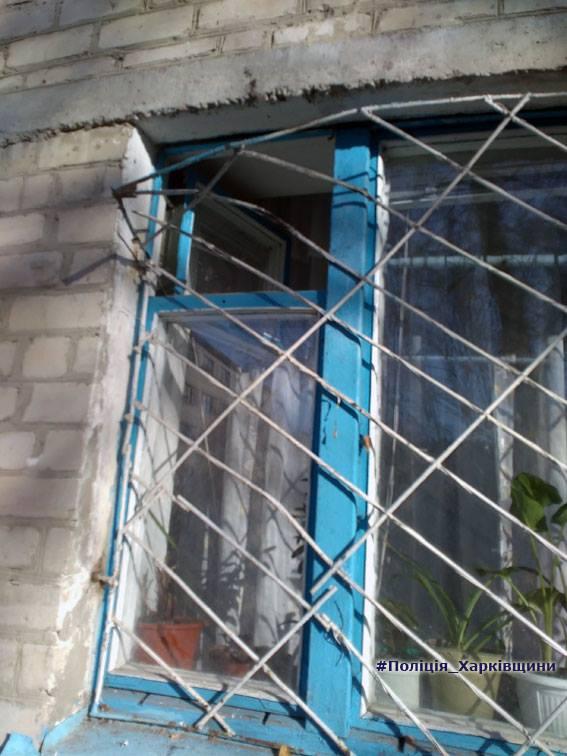 На Харьковщине подросток ввязался в большие неприятности (фото)