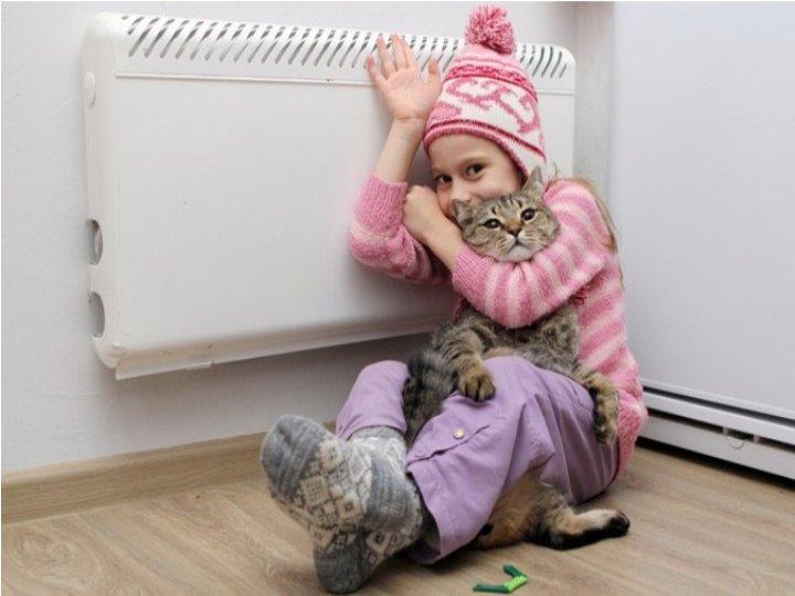 Сотни детей вынуждены мерзнуть в Харькове