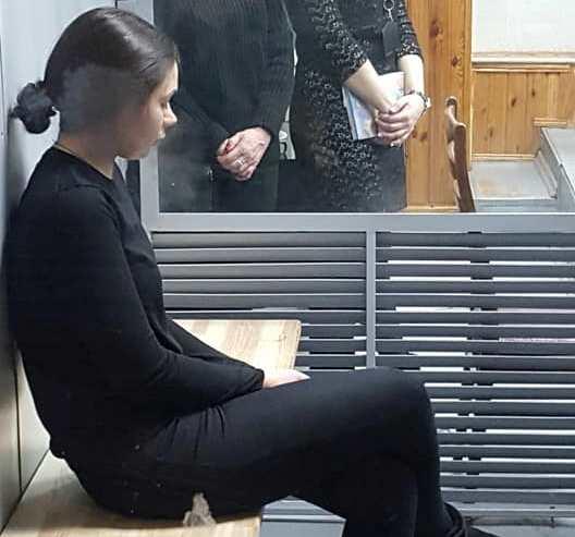 Стало известно, сколько Зайцева пробудет в СИЗО