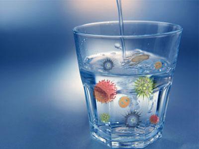В городе нашли паразитов в питьевой воде (документ)