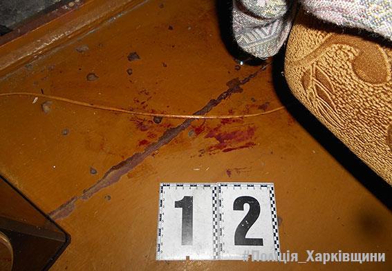 ЧП на Харьковщине. Парня порезали ножом