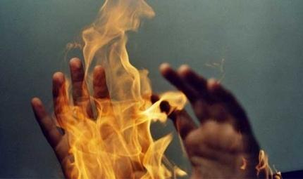 Страшное происшествие на Харьковщине. Человека сожгли заживо