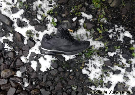 Жуткое происшествие под Харьковом. Погиб мужчина (фото)