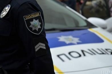 В Харькове патрульные оконфузились посреди перекрестка (фото)