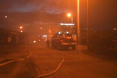 Происшествие в Харькове. Десятки людей вечером оказались на улице (видео)