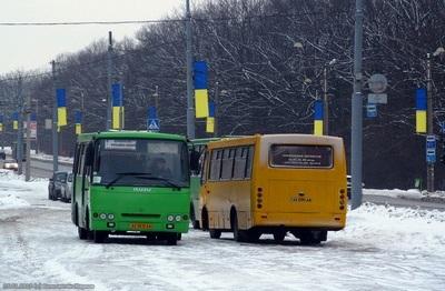 Новый автобусный маршрут появился в Харькове