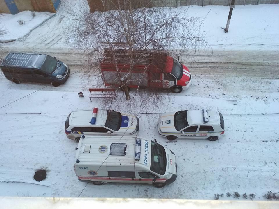 Происшествие с военнослужащим под Харьковом. Информация полиции (фото)