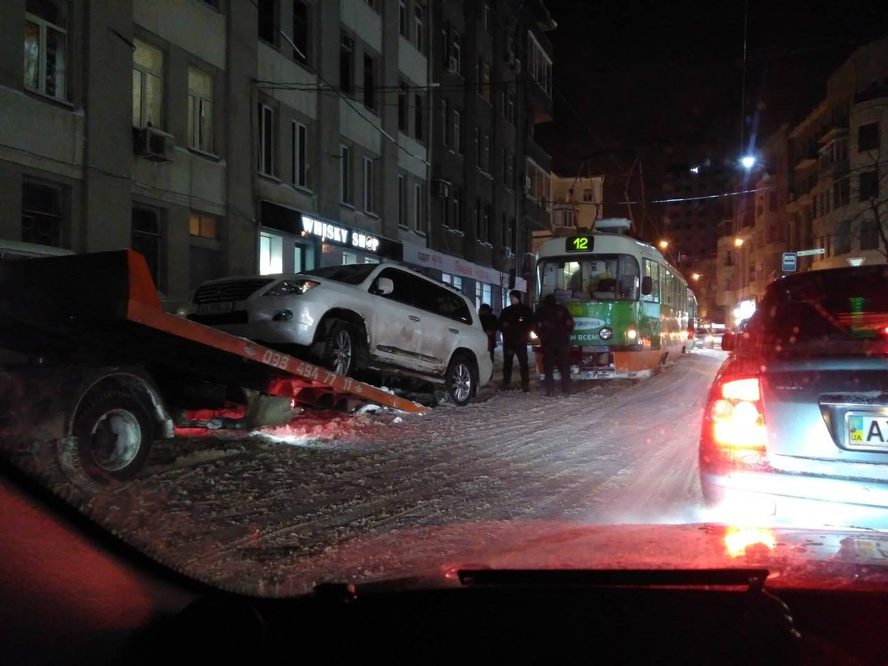 Харьковские правоохранители открыли охоту на автолюбителей (фото)