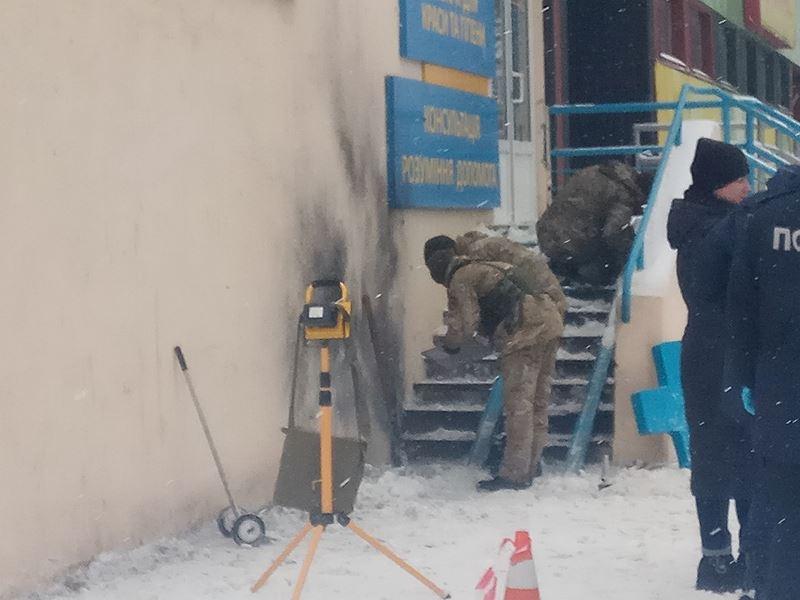 Взрыв на Алексеевке. Версии произошедшего